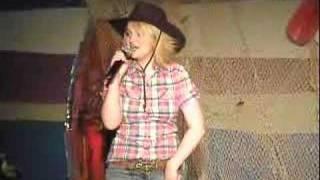 YODELING! Cowboy