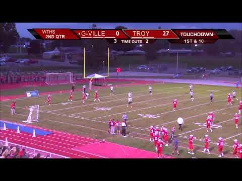 WTHS Troy High School Broadcasting Live Stream