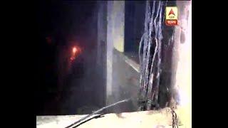 Bagri Market Fire: First images of inside the market after fire destroys the building