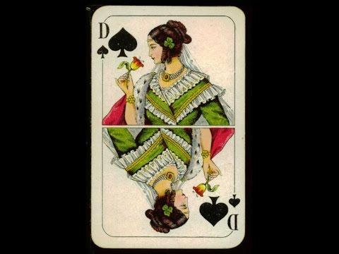 Leah Nadel🎃Достоверный старинный пасьянс на картах.Гадание на счастливый брак.
