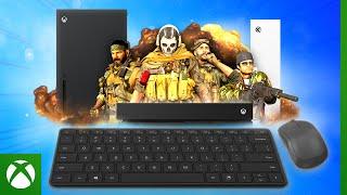 So zockt ihr mit Maus und Tastatur an eurer Xbox One | Xbox Tech Guide Tutorial