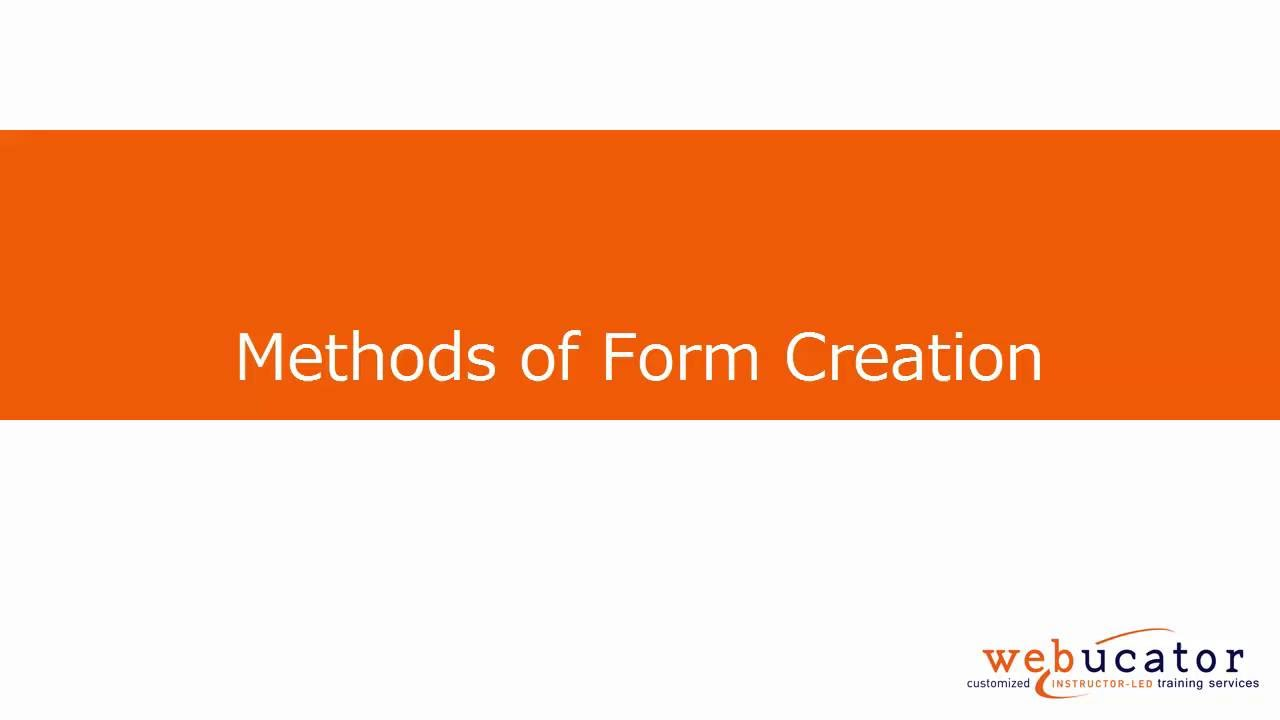How to Create a Form with the Form Wizard in Microsoft Access