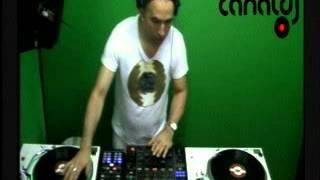 DJ Bunnys, Ban Schiavon ( Flash Dance ) Virada 2011/2012 No Canal DJ