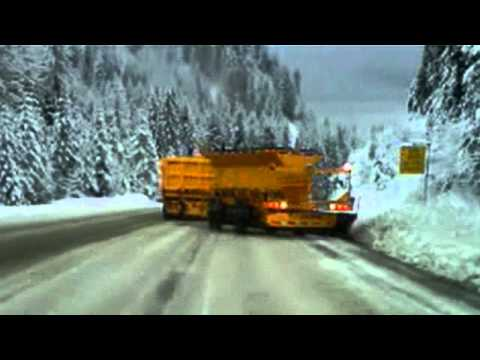 Say Hello to the Tow Plow: A New Weapon Against Snow Covered Hwys