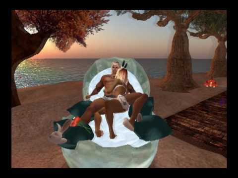 Lovers Easter Egg - Second Life's Ultimate Easter Egg from Animation Sensations!
