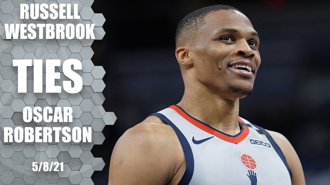 Russell Westbrook ties Oscar Robertson for most triple-doubles in ...