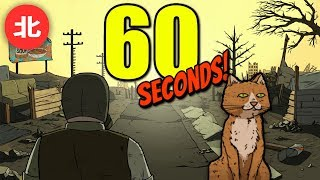 We Got A Shelter Cat! (60 Seconds Reatomized: Episode 2)