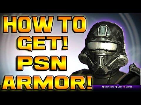 Destiny - HOW TO GET PLAYSTATION EXCLUSIVE ARMOR! - NEW LEGENDARY ENGRAM!