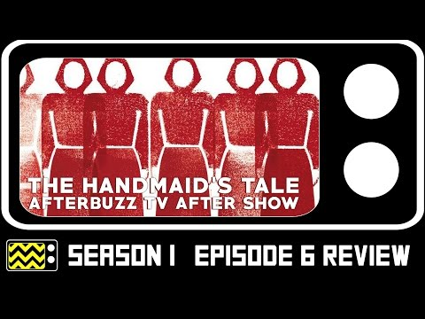 The Handmaids Tale Season 1 Episode 6 Review & After Show | AfterBuzz TV