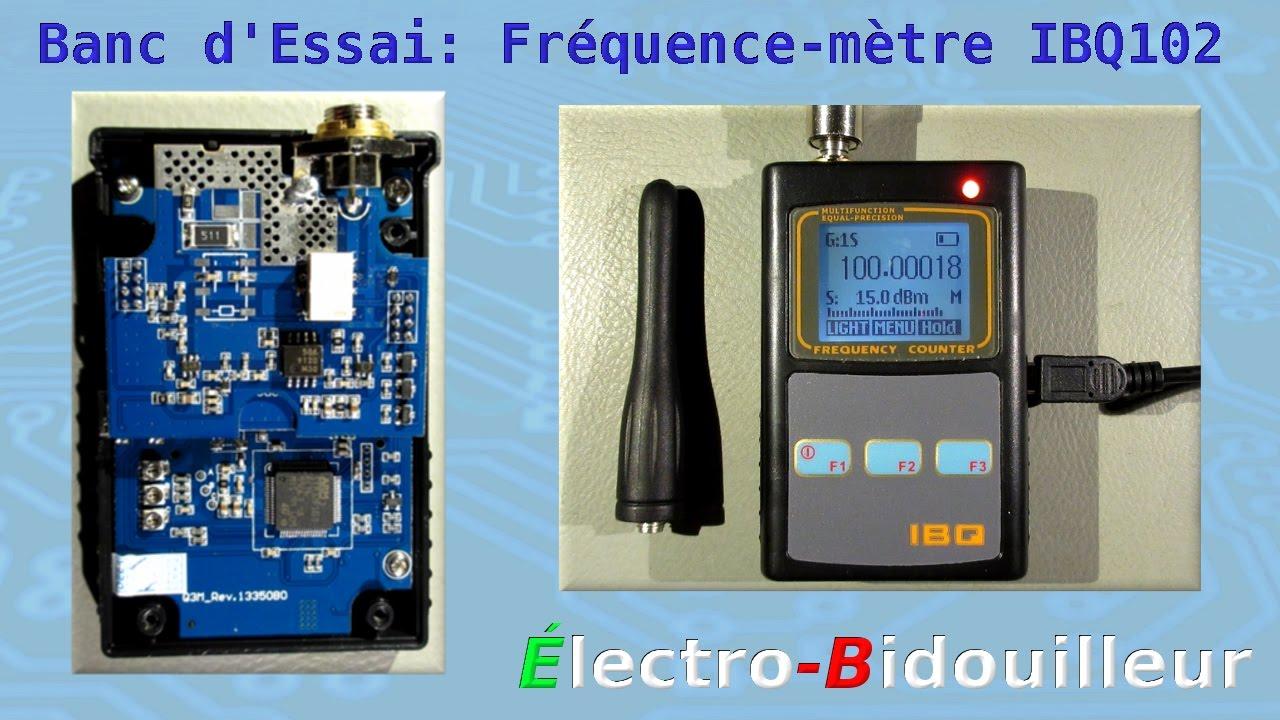 electro frequencemetre