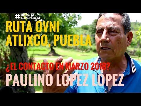 ¿El CONTACTO será en PUEBLA, México? ¿Marzo 3 y 4 es la fecha? #InsólitaExperiencia