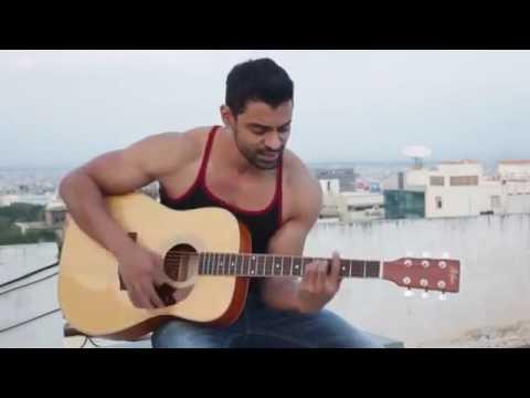 Orange Movie Nenu Nuvvantu Song Guitar Performance By Bishnu Adhikari