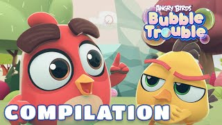 Angry Birds Bubble Trouble | Ep 16-20