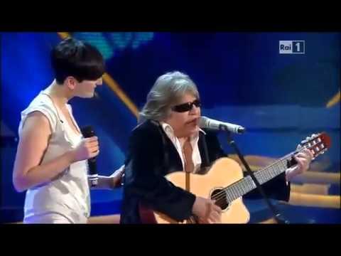 Arisa e Josè Feliciano  Che Sarà  Sanremo 2012, terza serata
