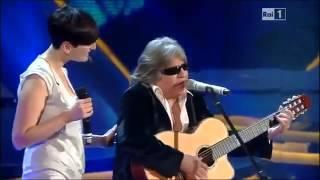Gambar cover Arisa e Josè Feliciano  Che Sarà  Sanremo 2012, terza serata