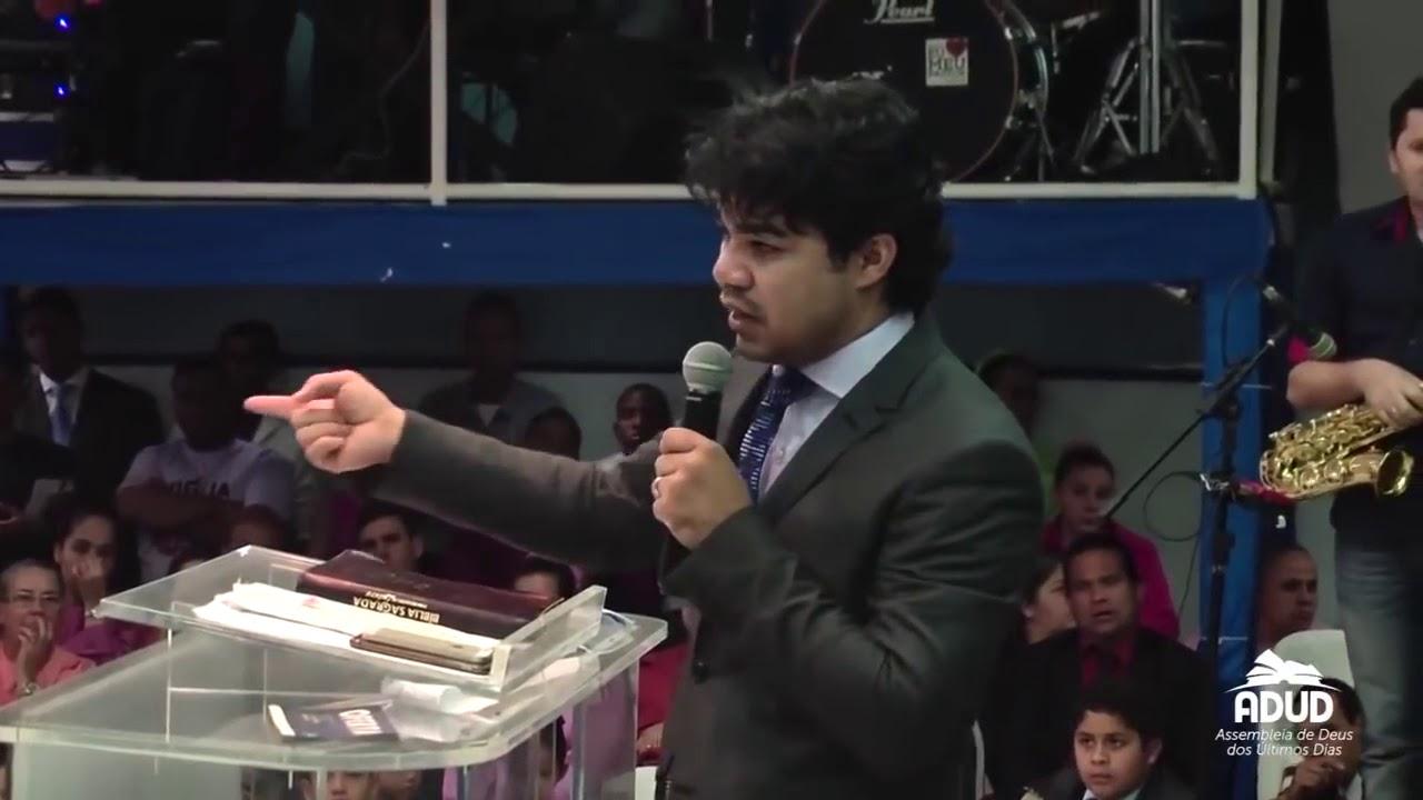 Pr Samuel Mariano 2018 Você é Profeta Pregação Gospel