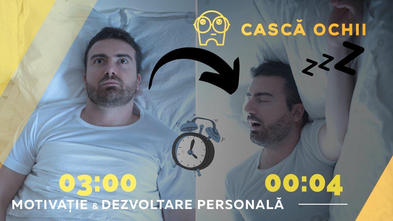 Cum Să Adormi Mai Repede: Tehnici Eficiente Pentru a Dormi | Dezvoltare Personală