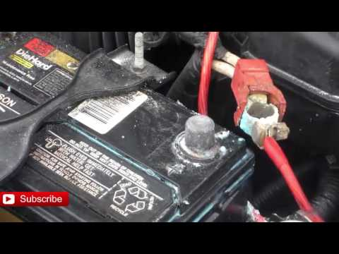 How To Clean Battery Terminals With Baking Soda The Easy Way