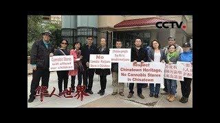 《华人世界》 20190910| CCTV中文国际