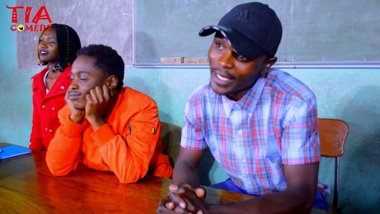 BACK TO SCHOOL_part 3 (THIS IS AFRICA COMEDY) EPISODE 17