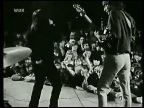 THE PRETTY THINGS - LIVE - Don't Bring Me Down - London 1966