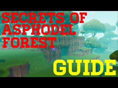 How To Complete Secrets Of Asphodel Forest By Relatable - Fortnite Creative Guide