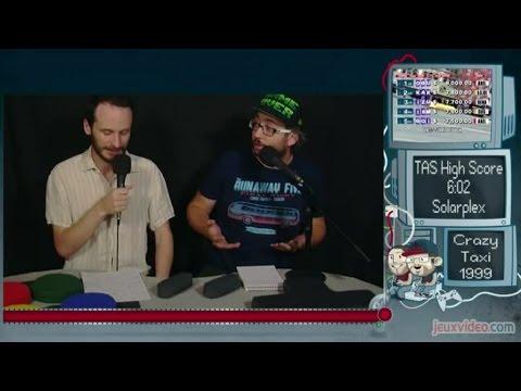 Speed Game - Crazy Taxi - TAS en 6:02