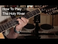 watch he video of 'The Holy River' Prince Guitar Chords