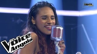 "Video Rhayra deslumbra com ""This World"" / The Voice Angola 2015 / Show ao Vivo 2 download MP3, 3GP, MP4, WEBM, AVI, FLV Juli 2018"