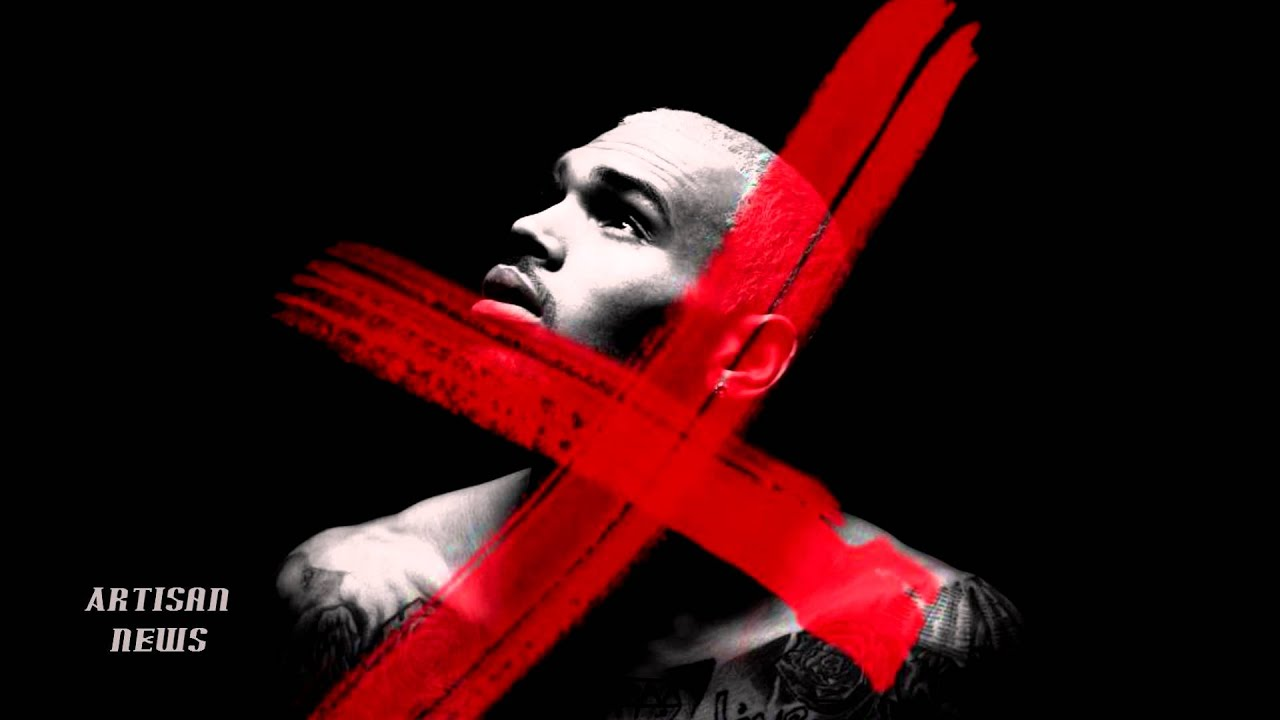 CHRIS BROWN X ALBUM, N...X Album Chris Brown