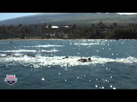 Full Race - 2014 10k Open Water Pan Pacific Championship