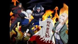 Naruto OST 4 - Will of Fire