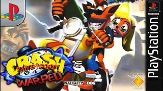 Longplay of Crash Bandicoot 3 Warped