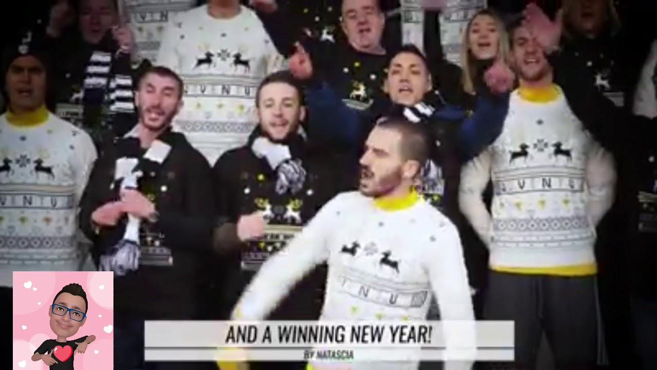 Auguri Di Natale Juventus.Auguri Di Natale Juventus Youtube