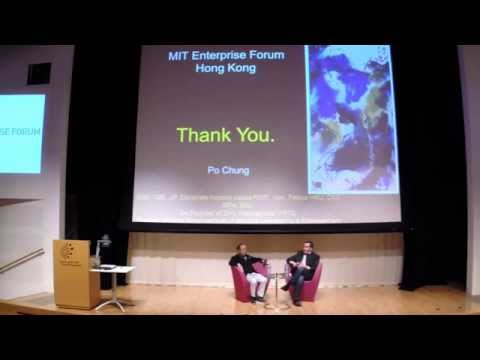 MIT Enterprise Forum Hong Kong - March 2014 - Po Chung, co-founder of DHL