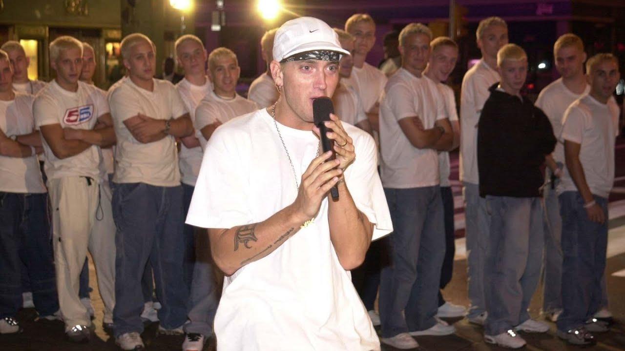 "Eminem Lookalike Turns ""Stan"" Into Biden Endorsement"