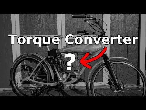 Torque Converter For Motorized Bikes?