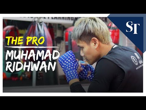 How Singaporean Boxer Muhamad Ridhwan Rolls With The Punches | The Pro | The Straits Times