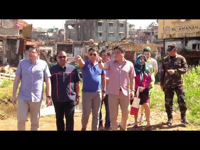 Angara, Zubiri dare people opposing BBL to visit Marawi