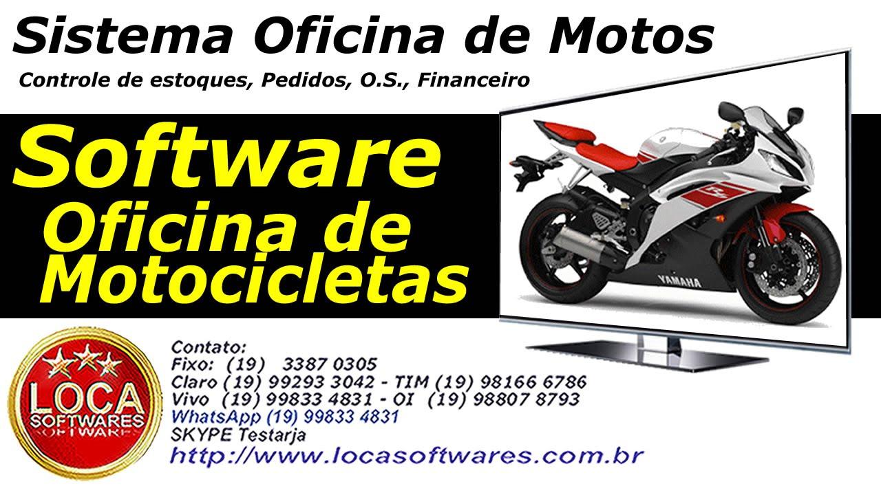 Programa para oficina de motocicletas youtube for Programa para disenar oficinas
