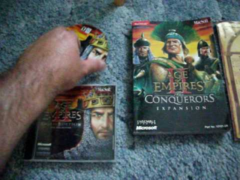 Age of Empires II Gold Edition - Mac - CD