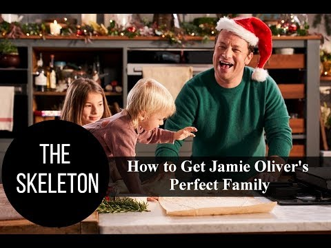 How To Get Jamie Oliver's Perfect Family