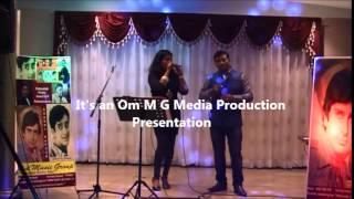 Bekhudi Mein Sanam   Live Performance by Priya & Amitabh Singh   Om Music Group Australia