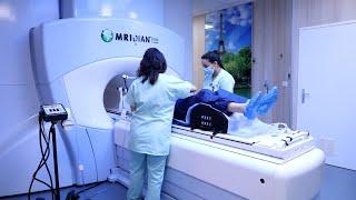 IRM-Linac, un équipement de radiothérapie guidée par IRM pour améliorer la précision des traitements