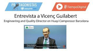 Entrevista a Vicenç Guilabert de Huayi Compressor Barcelona: Límites en la carga de refrigerantes.