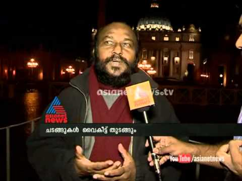 Vatican ready for Canonisation:Canonisation of Blessed Kuriakose Elias Chavara and Blessed Euphrasia