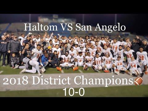 Haltom VS San Angelo | FNL VLOG!