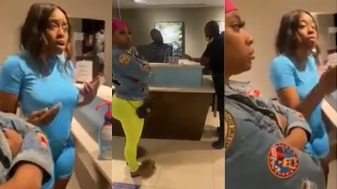Hotel Employees gave 2 strange men the room key to These women Hotel room.