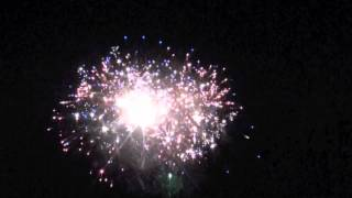 Vuurwerkshow Open Dag Kazernes Ede