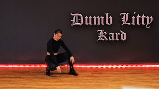 [1theK Dance Cover Contest] KARD - 'Dumb Litty' | Dance Cover by ITOBE (Solo ver.)